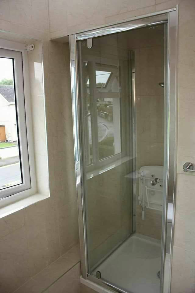 Bathroom and Shower Installation