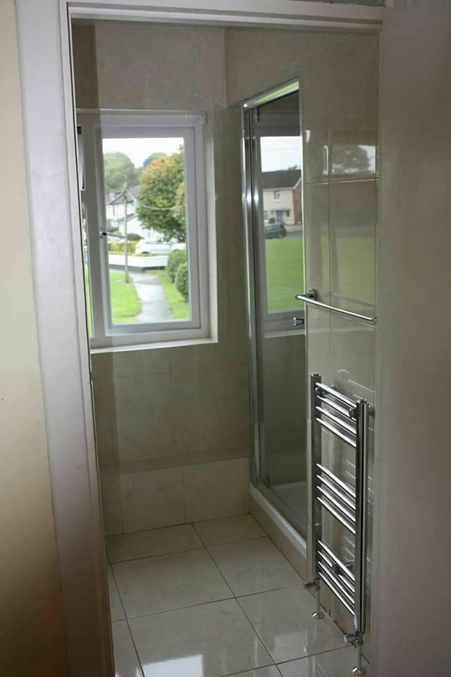 Shower and Bathroom Radiator Installation