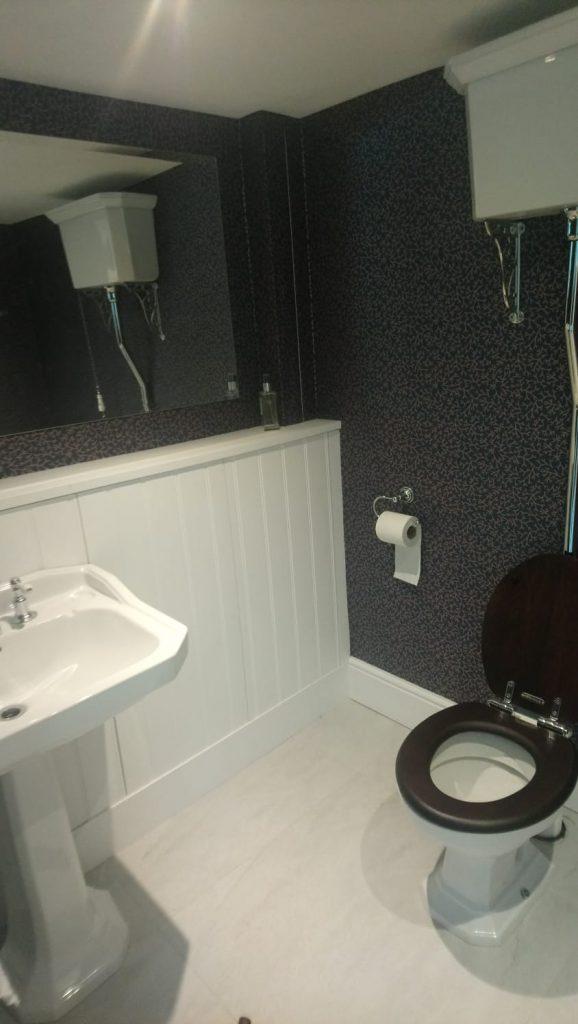 Bathroom Install in Dublin Finished