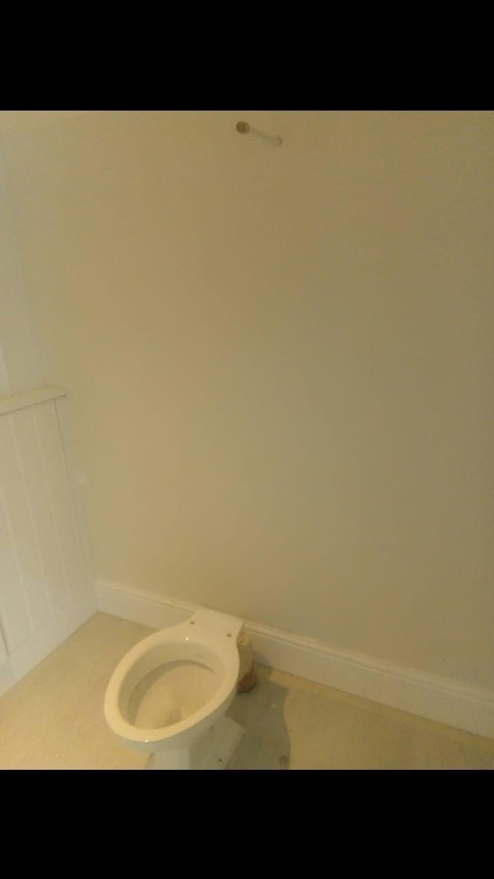 Toiler Installation